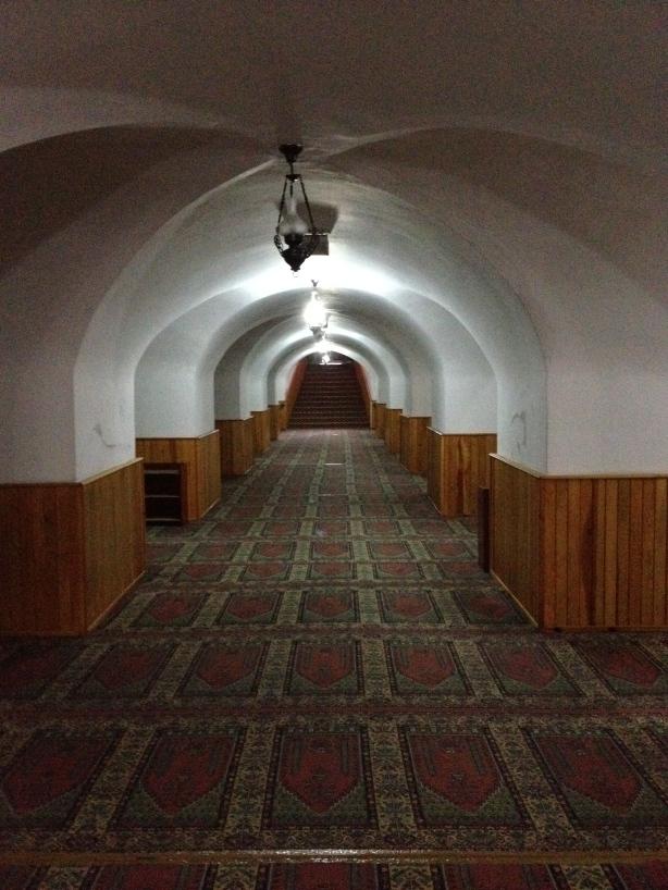 The Underground Mosque