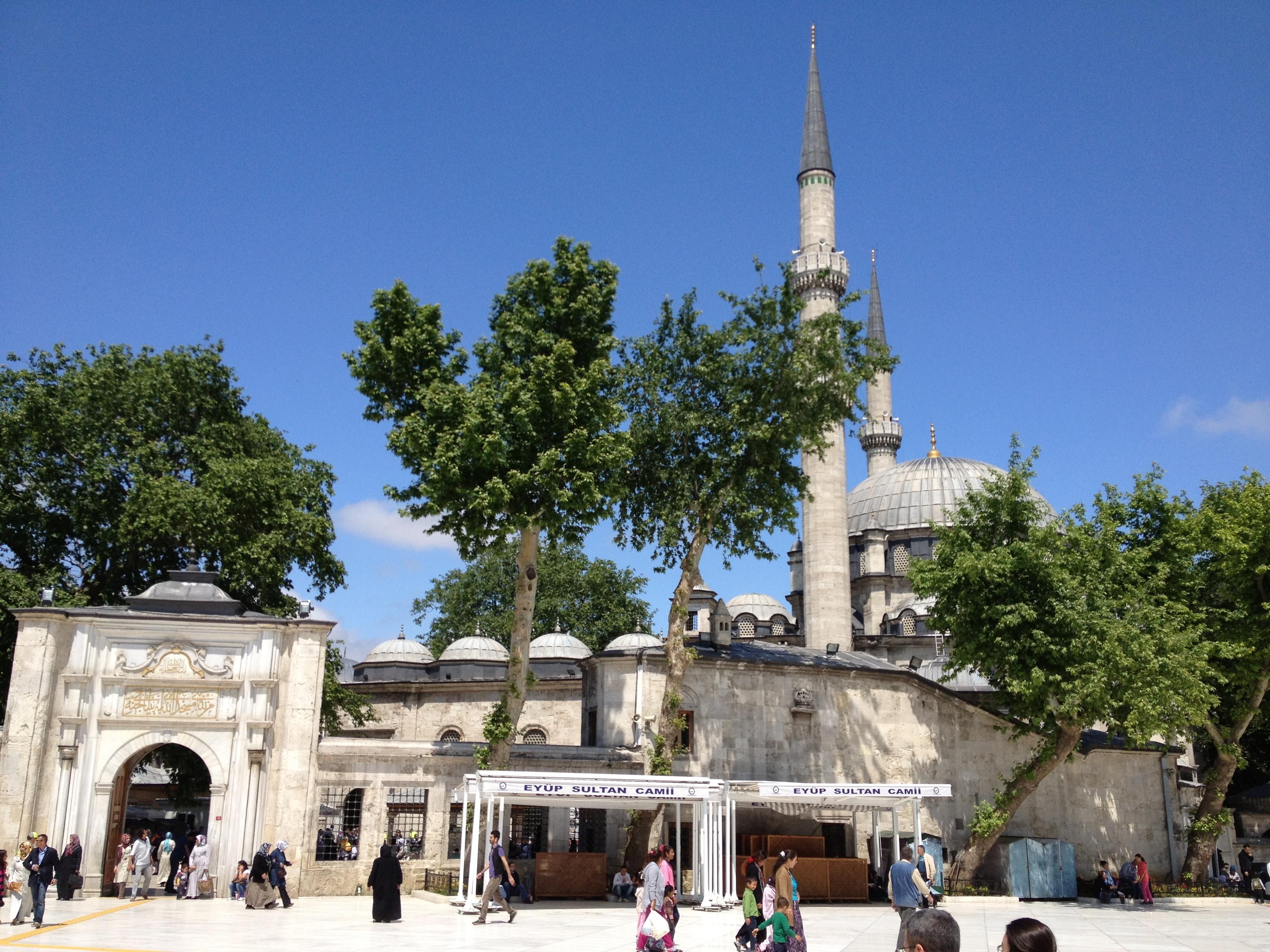The Sahaba of Istanbul [1] Abu Ayyub al-Ansari  Islamicana