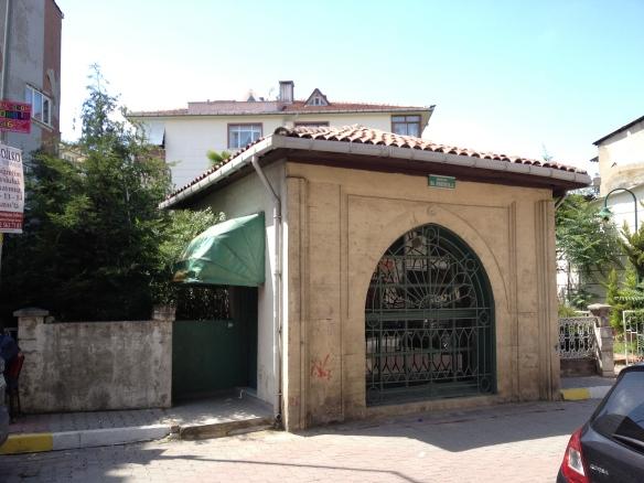 The tomb of Edhem