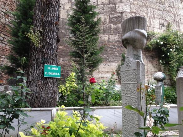 The tomb of Abu Ahmad al-Ansari