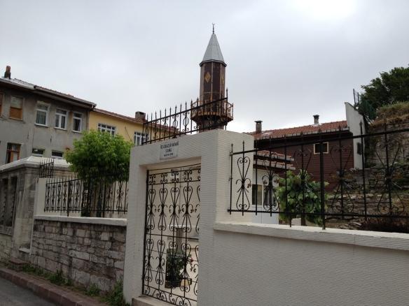 Hazreti Ebuzer Gifari Camii