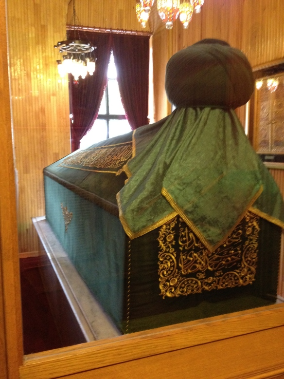 The tomb of Muḥammad al-Anṣārī